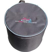 Bag Capa Repique De Mão Samba / Pagode Personalizada + Frete