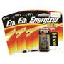 Bateria 9v Alcalina Energizer Kit Com 3 Unidades
