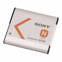 Bateria Np-bn1 Sony W730 W710 W570 W530 W350 W330 Tx10 Tx7