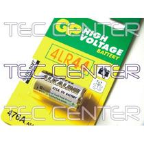 Bateria/pilha 6v 476a 4lr44 Gp - Cartela C/01 Unid R$6,99