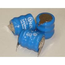 Bateria Ni-cd 3,6v Recarregavel Ideal Microcontroladores, Ci