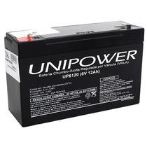 Bateria Selada 6v /12ah P/ Brinquedos, Motos, Carrinhos 8061