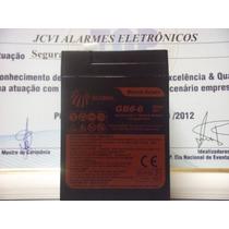 Bateria 6v 6ah Moto, Carrinho Elétrico 6v 4,5ah E Lanterna