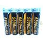 12 Bateria Recarregavel Hangliang 18650 5800mah 3,7v Li-ion