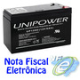Bateria Selada 12v 9ah Unipower - Up1290
