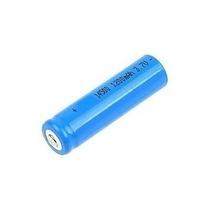 Bateria Pilha 3,7v 14500 Li-ion 1200mah - Recarregável