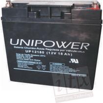 Bateria Selada Unipower 12v 18ah No-break Aviação Jet-sky