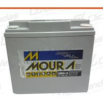 Bateria Estacionaria Mva 12v 18ah Moura