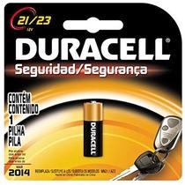 Pilha Bateria 12v Controle De Portão/alarme 21/23 Duracell