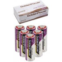 Bateria A23 12v Caixa 10 Unds Pilha Controle Portao Alarme