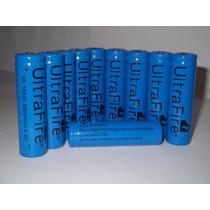 Bateria Recarregavel 18650 3.7v, Produto Novo, Testado!