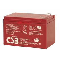 Bateria 12v 15ah Ciclo Profundo Csb 3 Anos 6-dzm-12 Evh12150