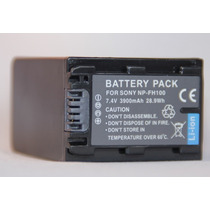 Bateria Np-fh100 Para Sony Dcr-dvd650 Sr47 Sr67 Hdr-xr500v