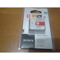 Bateria Sony Np-bg1 Lacrada, Dsc-w30 W35 W50 W55 W70 W90