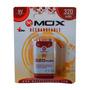 Bateria Recarregável 9v 320mah Mox Mo-9v320 Microfone Violão