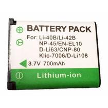 Bateria Kodak Klic 7006 M530 M531 M550 M773 M873 M883