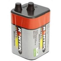 Bateria Rontek 6v 5.5mah De Zinco E Cloro.