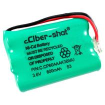 Bateria De Telefone Sem Fio Recarregavel C-t40 3,6v 600mah