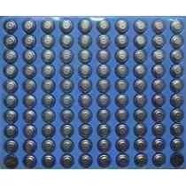 Bateria P/relógios Ag3 / Lr41 Cartela 100 Peças Frete Gratís