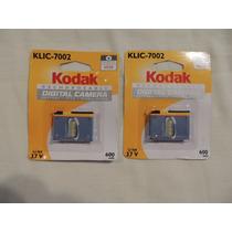 Bateria Maquina Digital Kodak Klic 7002 -mod.v530 (kit 2 Un)