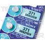 Bateria/pilha 371 Sony - Cartela C/ 5 Unidades R$9,99