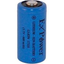 Bateria Cr123a/17335 Recarregável 3,7v 800mah Li-ion Oferta