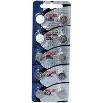 Bateria Lr44/ag13/l1154 1,5v Maxell Original - Cartela C/ 10