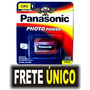 Pilha Cr2 3v Panasonic Lithium C/01 Produto Novo!
