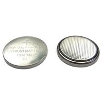 5 Pçs Bateria Cr2032 3v Lithium Alarme Positron, Bios, Relog