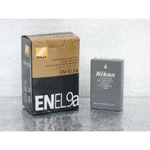 Bateria Original Nikon En-el9a D5000 D3000 D40 D40x D60