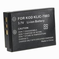 Bateria Klic-7003 P/ Kodak V803 V1003 M420 M380 M381 Nova
