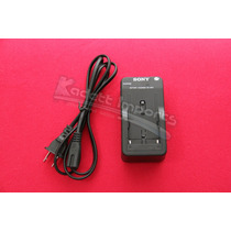 Carregador Bateria Sony Bc-v615 Np-f970 ** Sony Nx5 Hd1000