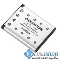 Baol001 Bateria Li42 3.7v 740mah Camera Olympus Sp-700