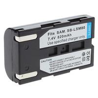 Bateria Sb-lsm80 Samsung Sc-d263 Sc-d366 Sc-d372 Mini Dv
