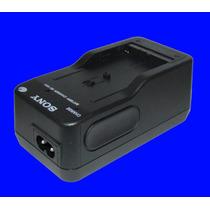 Carregador Bateria Sony Bc-v615 Np-f970 * Sony Mc2000 Ax2000