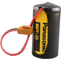 Bateria Br-c 3v Panasonic Lithium Com Conector