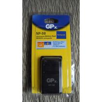 Bateria De Filmadora Gpx Handycam Np-98 Np-55