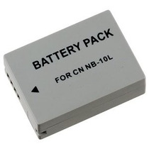 Bateria Nb-10l Canon Powershot Sx40 Hs Sx40hs G1x Camera