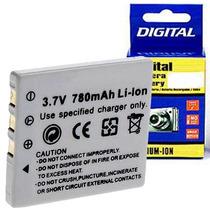 Bateria Np-40 P/ Fuji Film Finepix F470 F480 F610 F650 F700