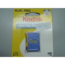 Bateria Kodak Klic 7002