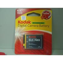 Bateria Kodak Klic 7003