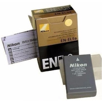 Bateria Recarregável Nikon En-el9a