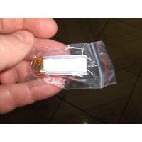 Bateria P/ Mini Câmera Dv Espiã 5.0 Mp E Md80 -frete 8,00