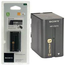 Bateria Sony Np-f970 Original F770 F750 F570 F550 F350 F330