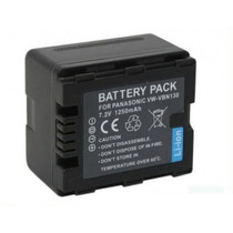 Bateria P/ Filmadora Panasonic Hdc-sd900 Hdc-tm900 Vw-vbn130