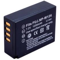 Bateria Np-w126 W126 Fuji X-pro1 X-t1 X-e2 X-m1 X-a1 X-e1