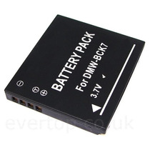 Bateria Dmw-bck7 Panasonic Lumix Dmc-s1 Dmc-s2 Dmc-s3
