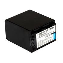 Bateria Np-fh100 Fh100 Sony Handycam Dcr-dvd605 Dcr-dvd608