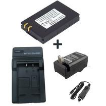 Bateria Ia-bp80w + Carregador P Samsung Sc-dx102 Dx103 Dx105