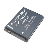 Bateria Bp70a P/ Camera Samsung St70 St700 St80 St90 St93